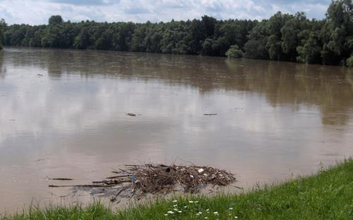 Szamos Csenger áradás
